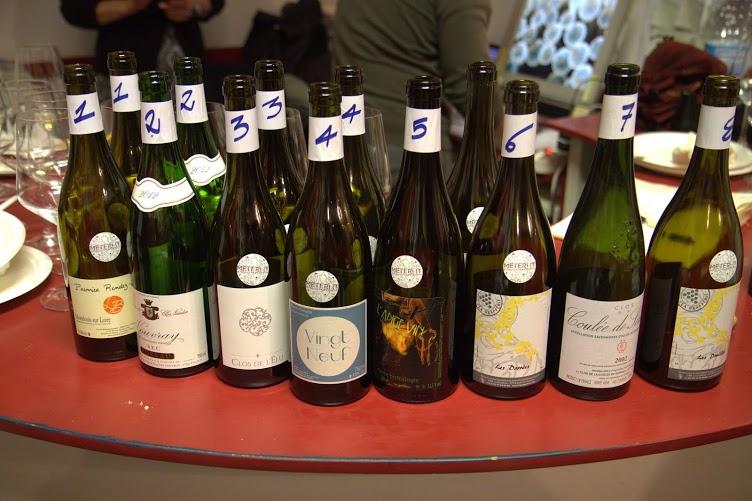 Bottiglie di Chenin Blanc della Loira - Porthos Edizioni