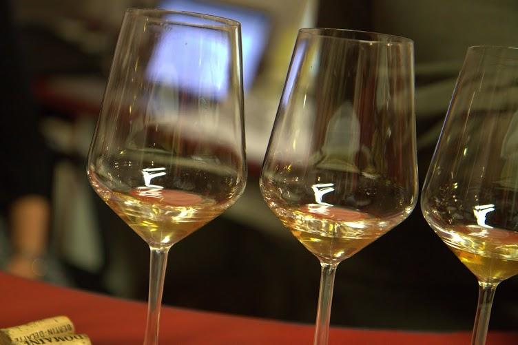 Degustazione Chenin Blanc della Loira/1 - Porthos Edizioni