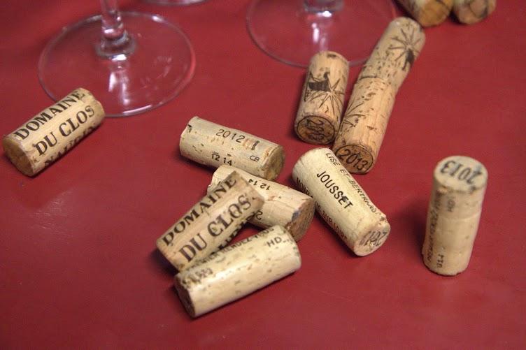 Degustazione Chenin Blanc della Loira/2 - Porthos Edizioni