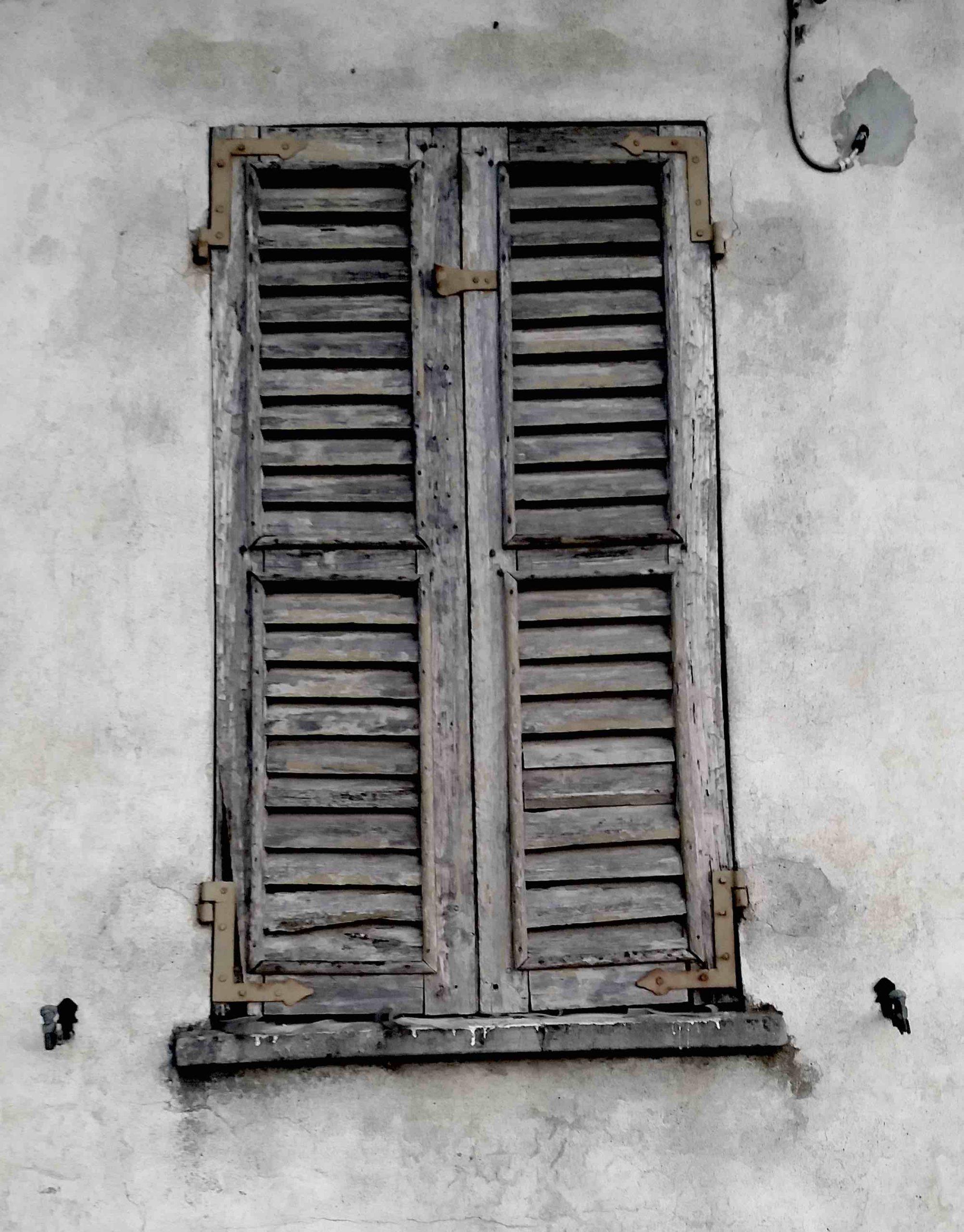 finestra solidita
